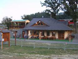 Heipark v Tošovicích je to pravé místo pro hostinu