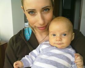6.1.2010 se nám narodil náš Tobias,je to ta nejkrásnější věc co mě v životě potkala :)