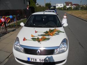 Naše autíčko