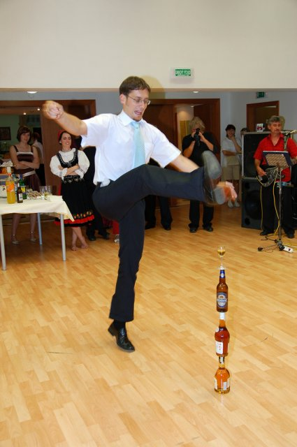 Zuzana Kotuľáková{{_AND_}}Peter Gémeš - Fľašový tanec
