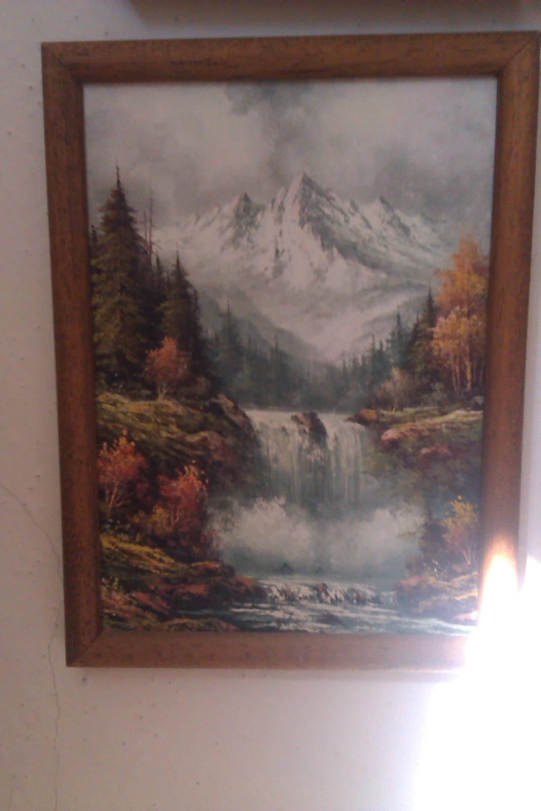 obraz hor - Obrázok č. 1