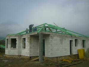 krov - oktober 2009