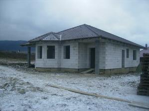 holá stavba, na jar pokračujeme, dúfam, že budúce Vianoce budeme už vo svojom.