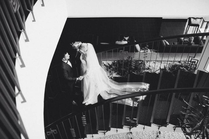 Black&white wedding photos - Obrázok č. 47
