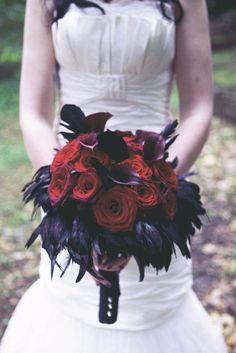Gothic wedding and Black&white wedding - Obrázok č. 47