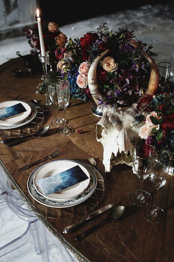 Gothic wedding and Black&white wedding - Obrázok č. 91