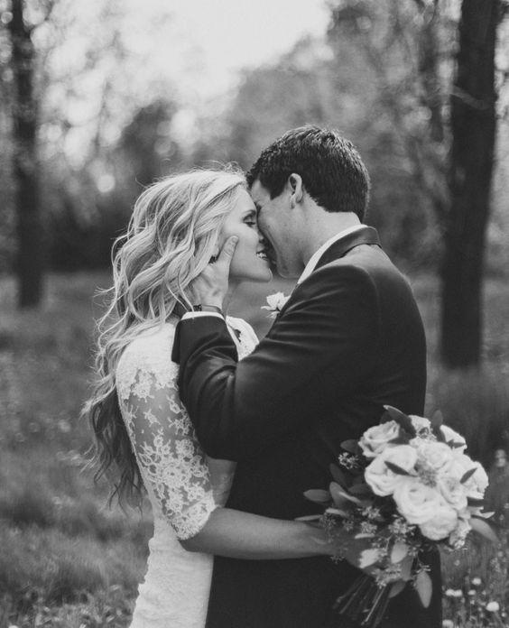 Black&white wedding photos - Obrázok č. 96
