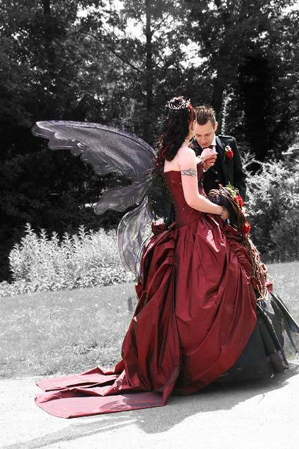 Gothic wedding and Black&white wedding - Obrázok č. 205