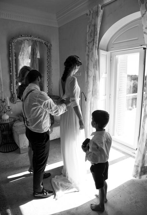 Black&white wedding photos - Obrázok č. 44