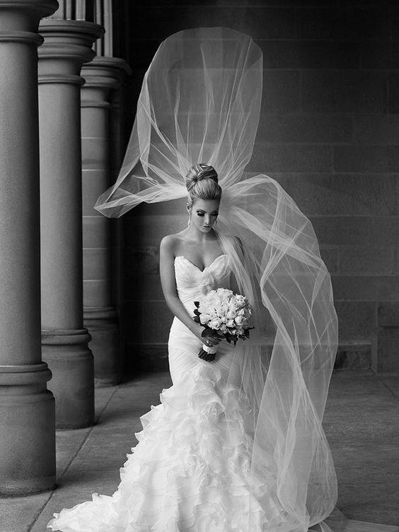 Black&white wedding photos - Obrázok č. 52