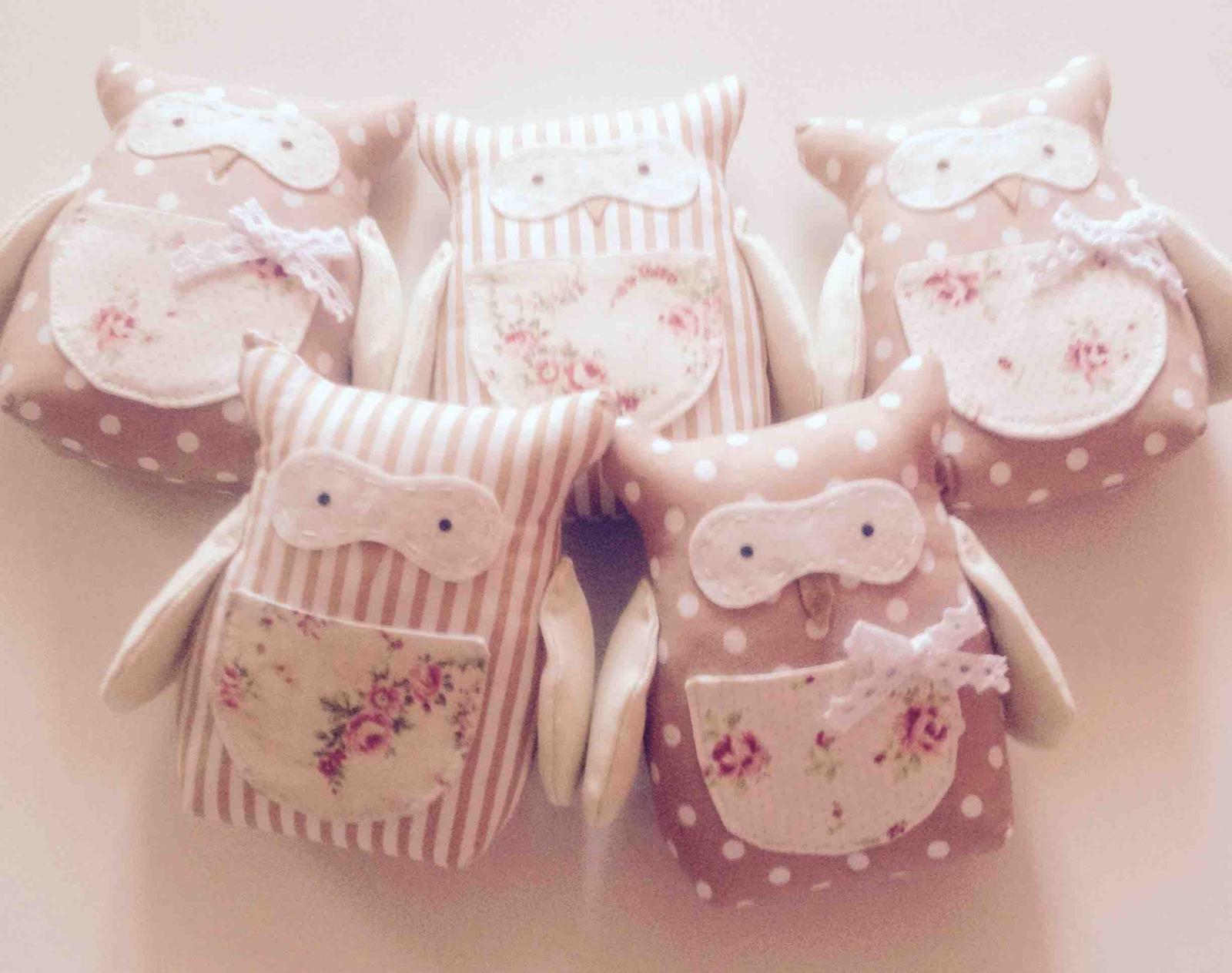 ♥ Začíname ♥ - darčeky pre detičky :) milujem sovičky