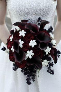 Gothic wedding and Black&white wedding - Obrázok č. 48