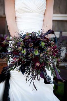 Gothic wedding and Black&white wedding - Obrázok č. 42
