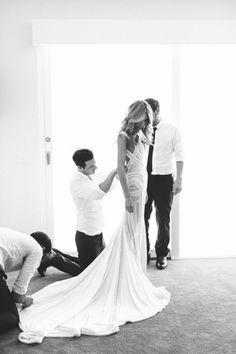 Black&white wedding photos - Obrázok č. 45