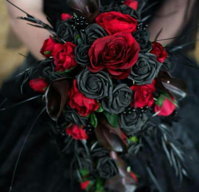 Gothic wedding and Black&white wedding - Obrázok č. 52