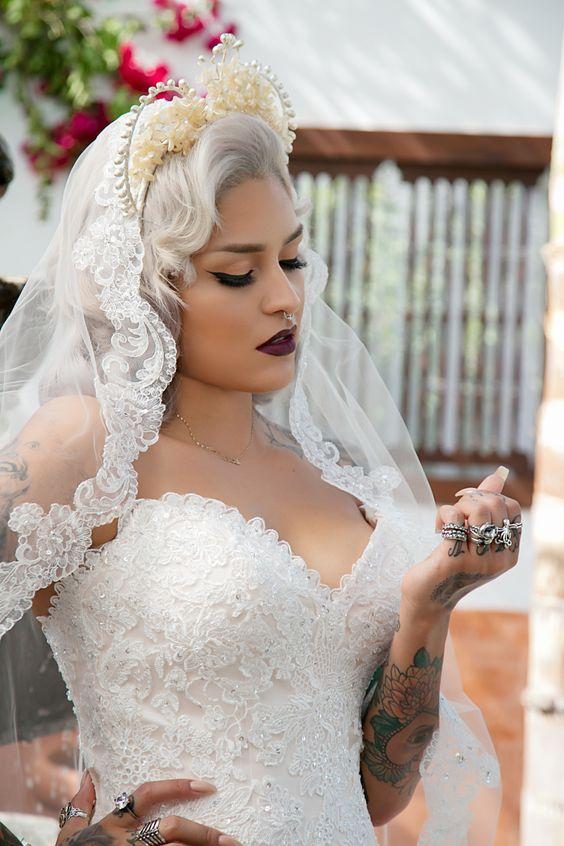 Gothic wedding and Black&white wedding - Obrázok č. 15