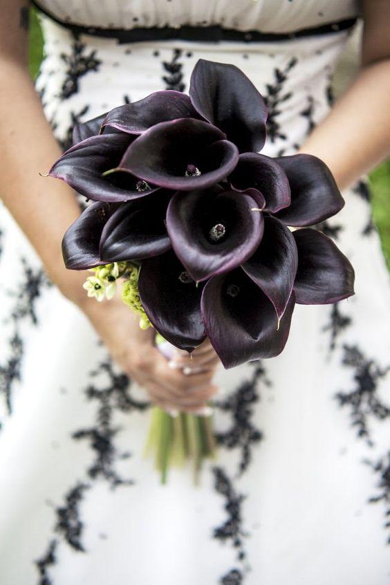 Gothic wedding and Black&white wedding - Obrázok č. 45