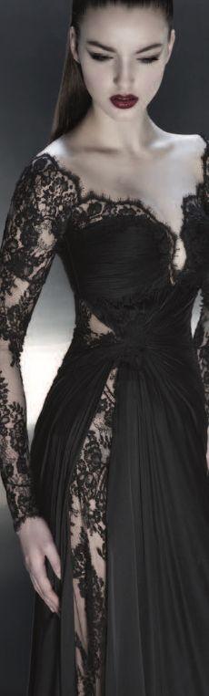 Gothic wedding and Black&white wedding - Obrázok č. 4