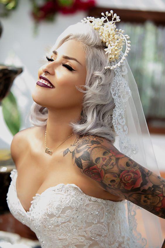 Gothic wedding and Black&white wedding - Obrázok č. 16