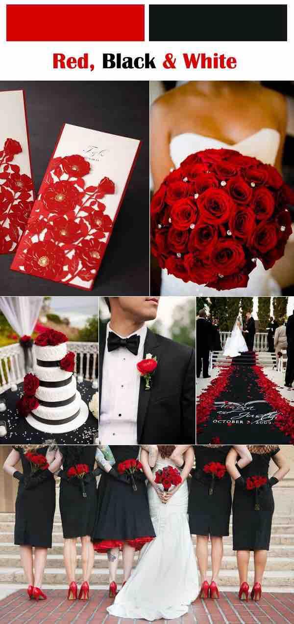 Gothic wedding and Black&white wedding - Obrázok č. 99
