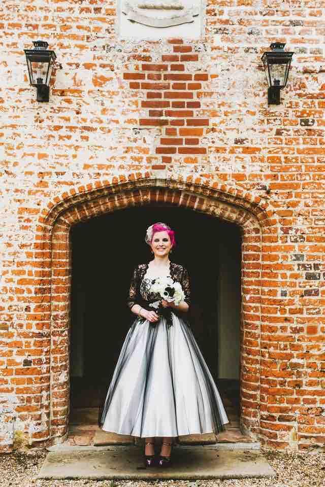 Gothic wedding and Black&white wedding - Obrázok č. 13