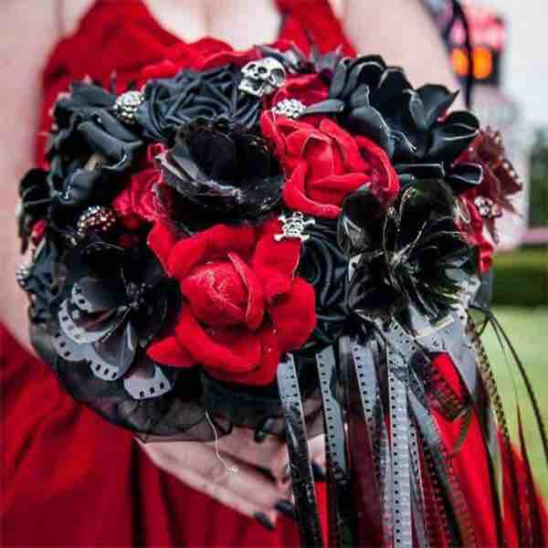 Gothic wedding and Black&white wedding - Obrázok č. 51