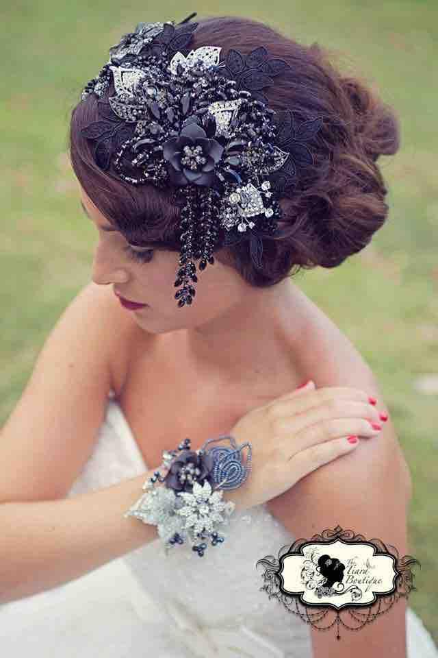 Gothic wedding and Black&white wedding - Obrázok č. 17