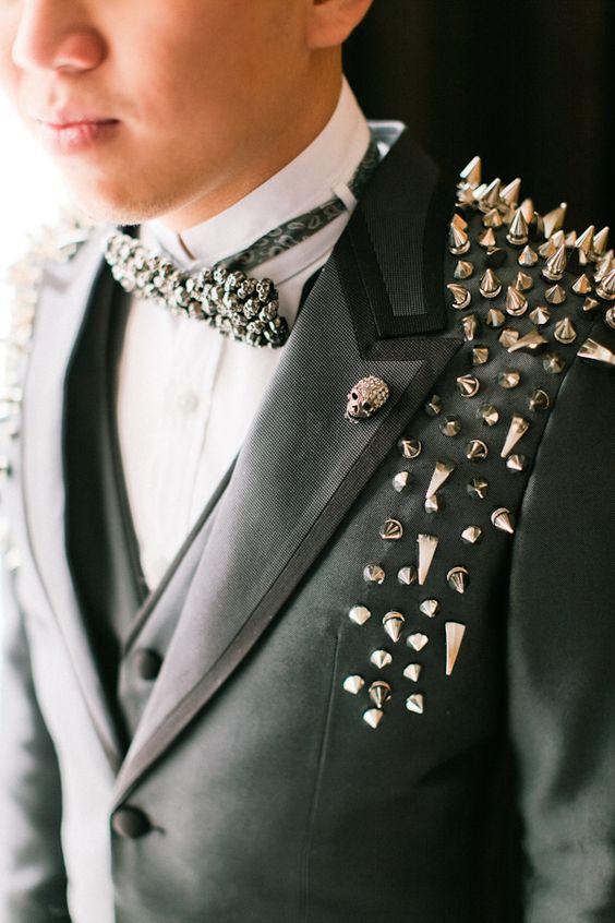 Gothic wedding and Black&white wedding - Obrázok č. 37