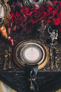 Gothic wedding and Black&white wedding - Obrázok č. 75