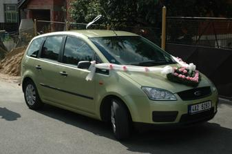 Moje autíčko:)