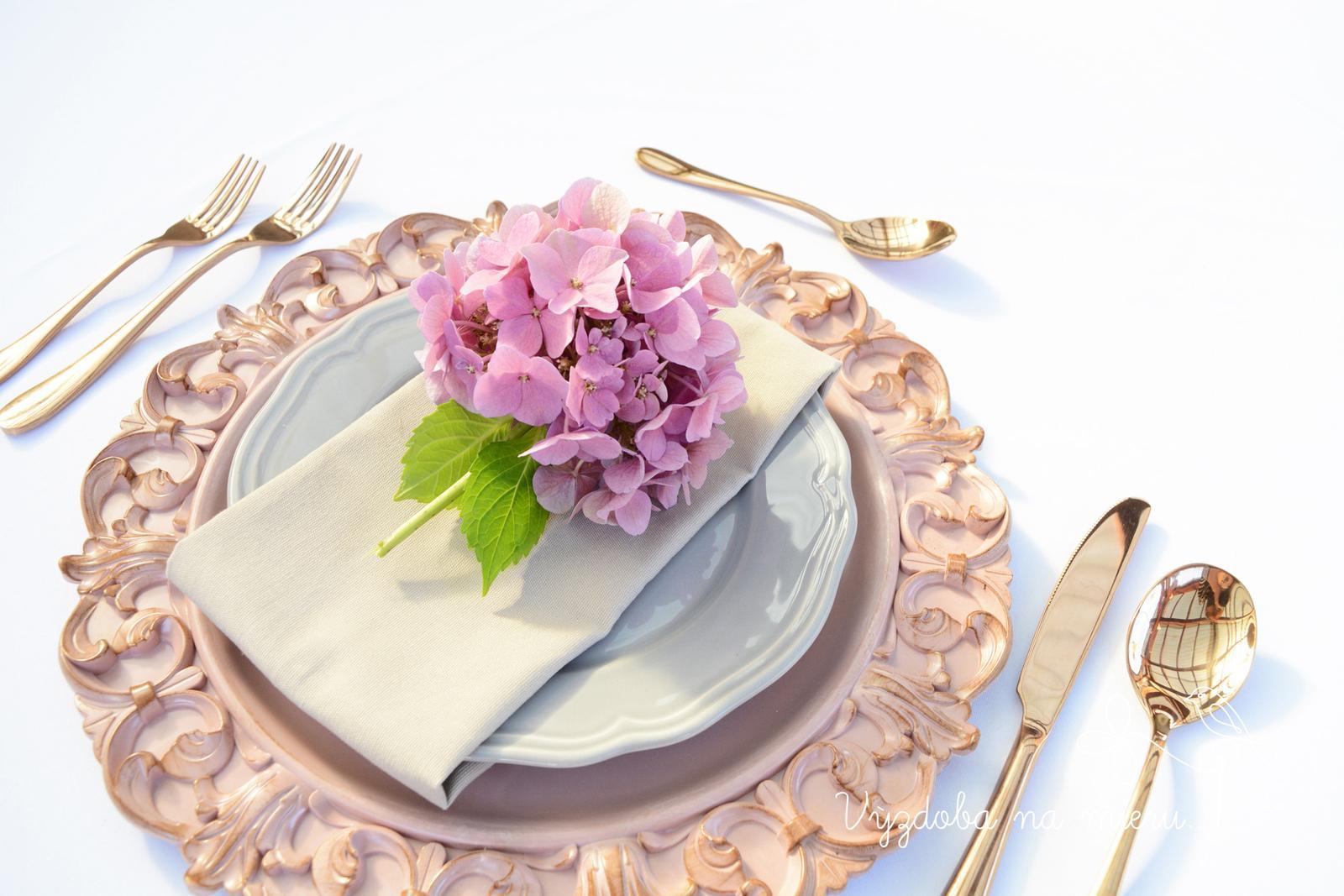 Klubový tanier vintage - Obrázok č. 2