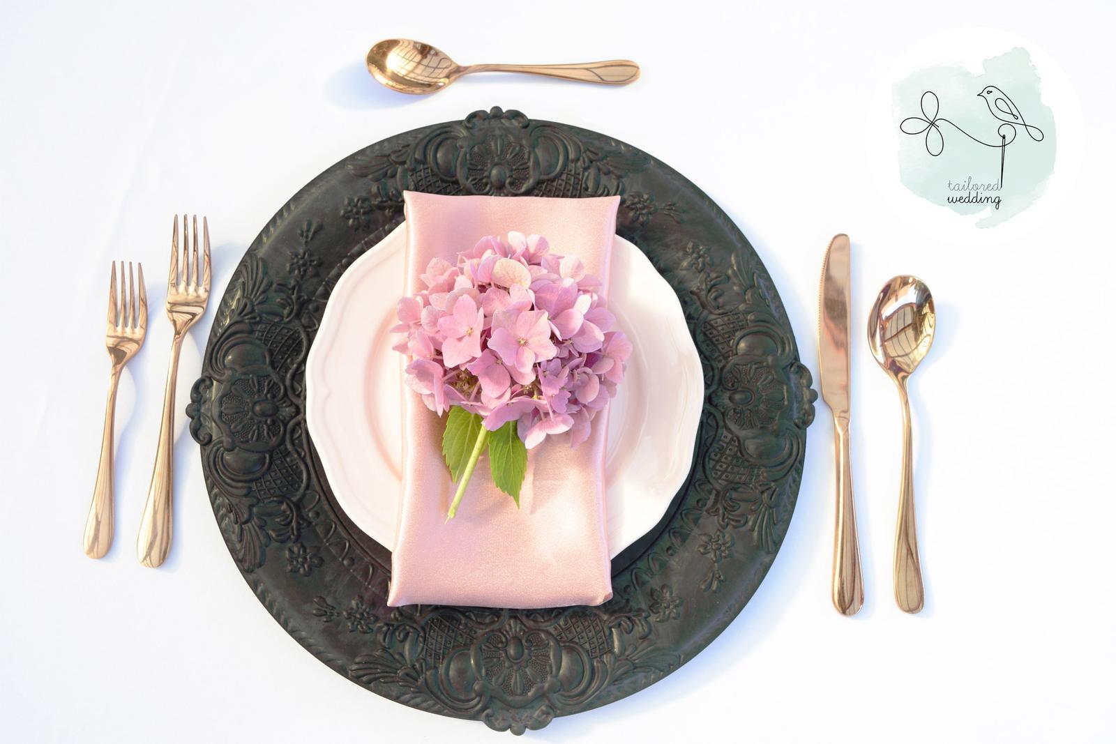 Klubový tanier Black - Obrázok č. 1
