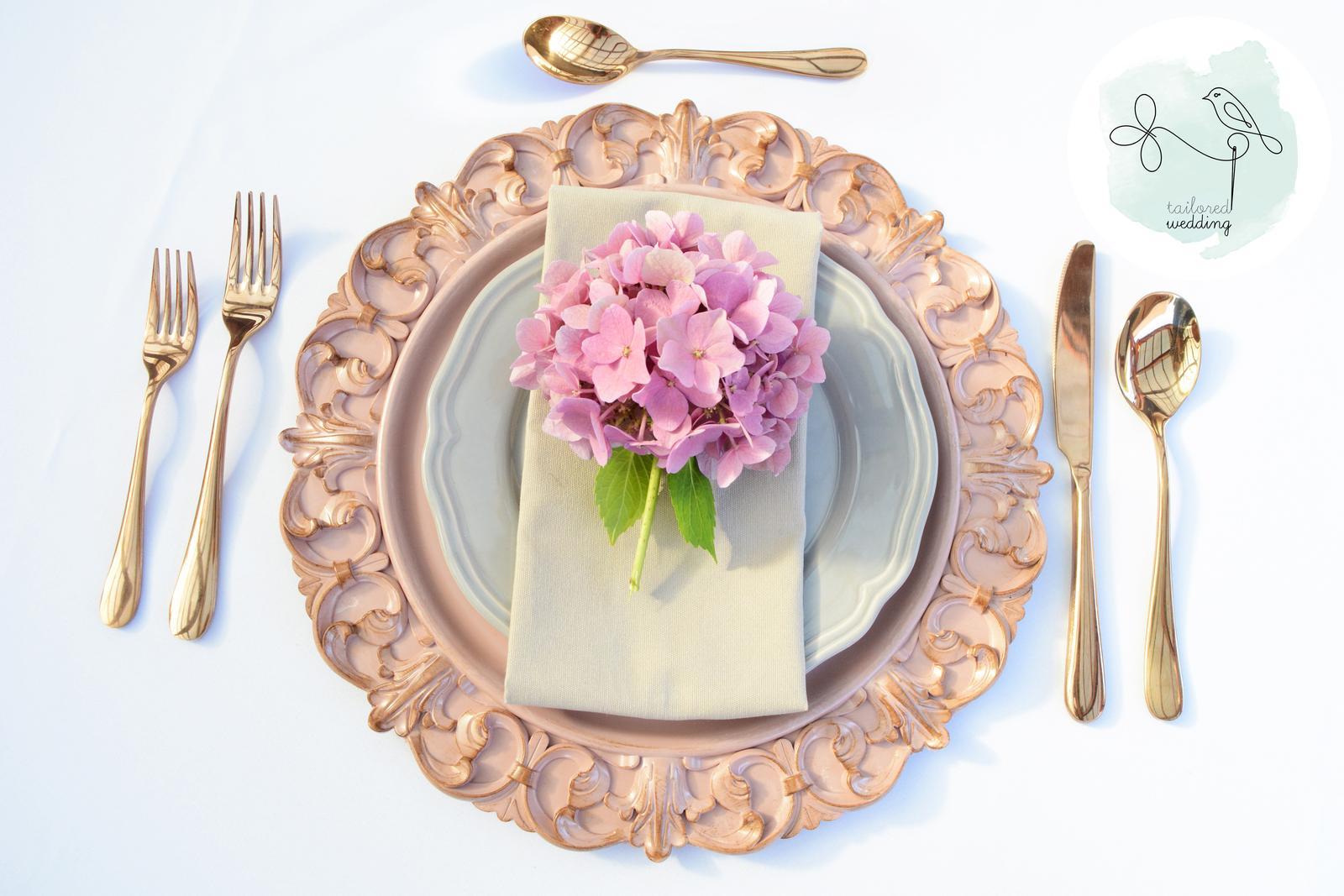 Klubový tanier vintage - Obrázok č. 1