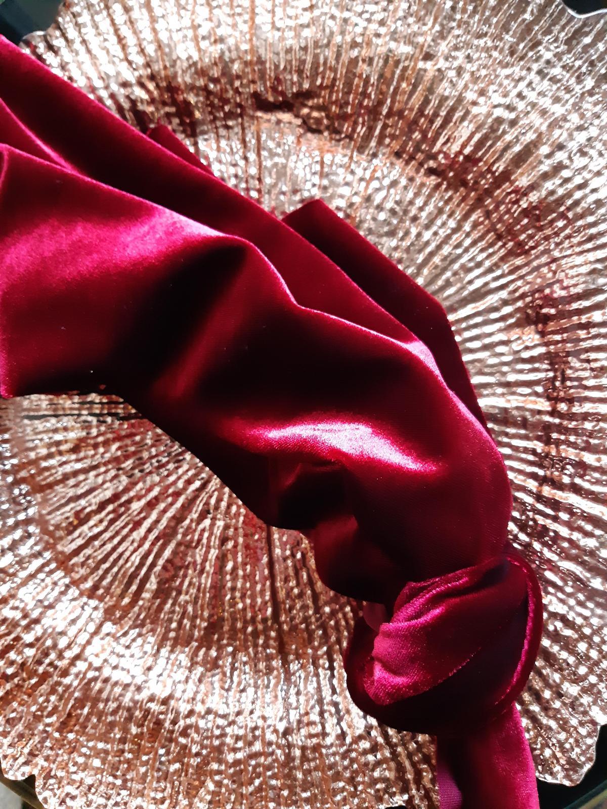 Klubové taniere Rose gold - Obrázok č. 2