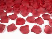 Plátky růží červené,
