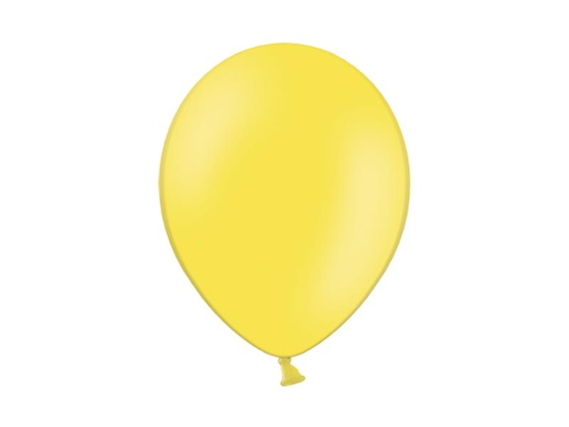 Balónky žluté (10ks) - Obrázek č. 1