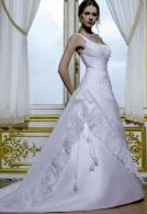 šaty budou s ramínkama.. bez nich bych se necítila :-)