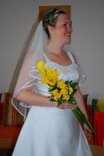 svatební kytička