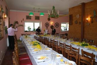 Hospůdka u Karfíků v Kajlovci