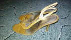 Zlaté sandále, 38