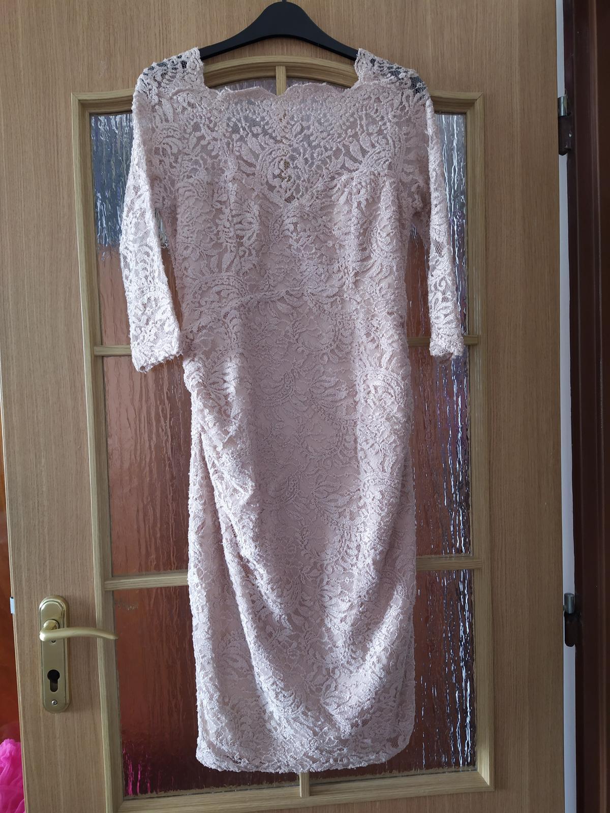 Tehotenské spoločenské šaty - Obrázok č. 1