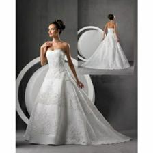Šaty nevěsty - již objednané