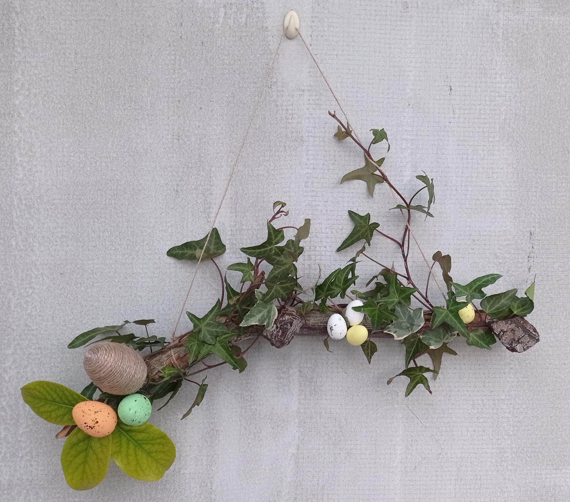Jarná dekorácia - Obrázok č. 1
