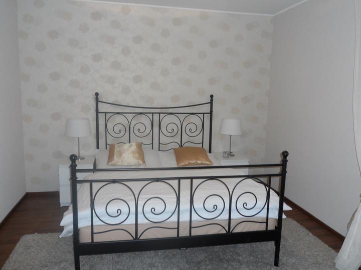 Náš domov - trošku zmena v spálni