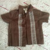 Chlapecká lehounká košile , 62