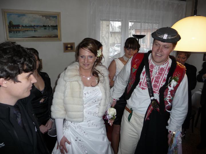 Monika Horecká{{_AND_}}Jozef Svintek - zatial aspon fotky od kamarátov