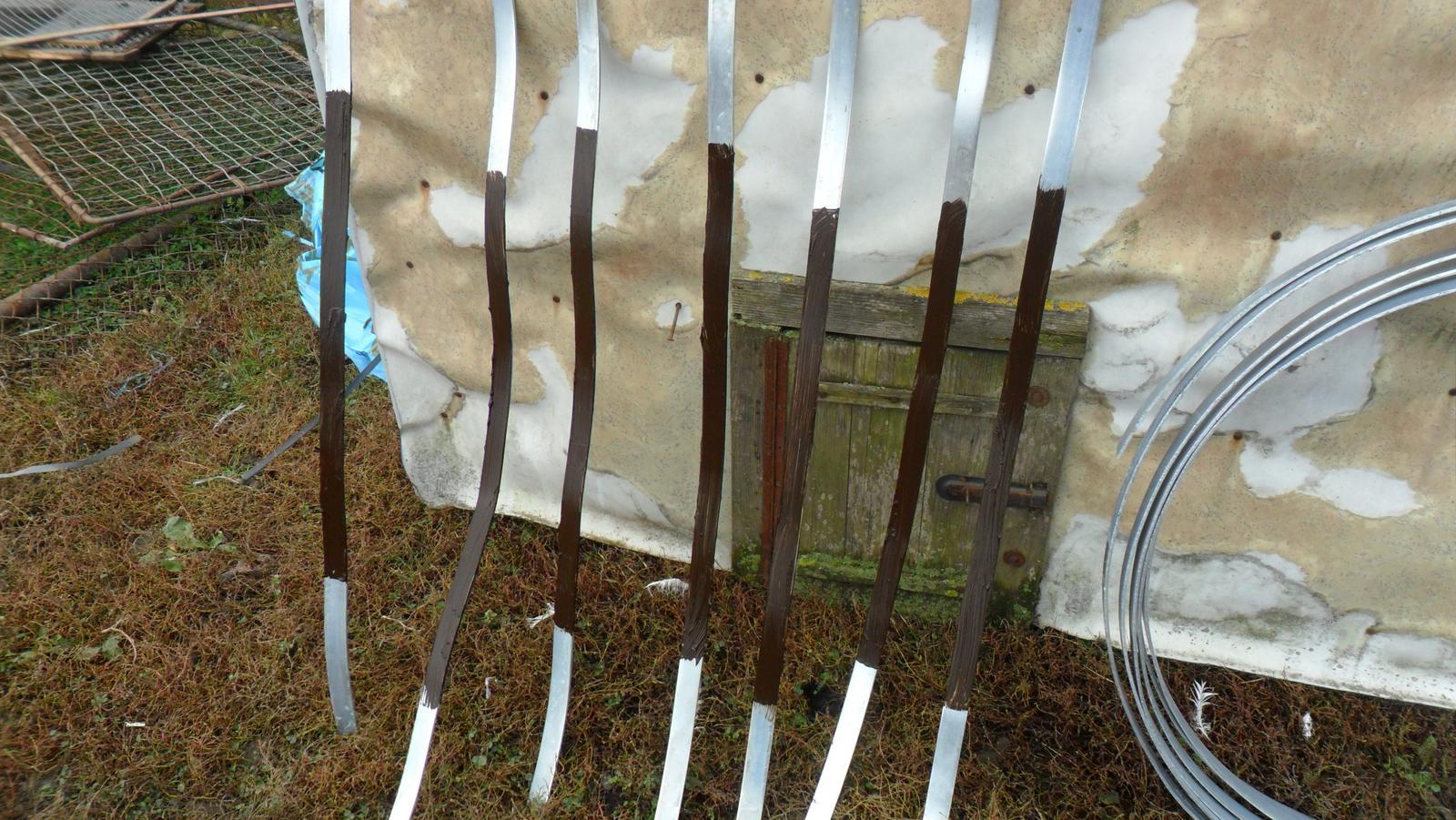 Domček pre moju rodinku :) - gumoasfaltom osetreny prechod pasoviny beton-zem