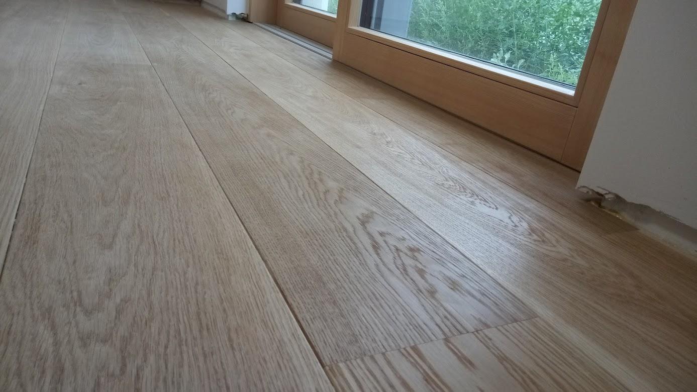 Domček pre moju rodinku :) - podlaha v spalni vykartacovana