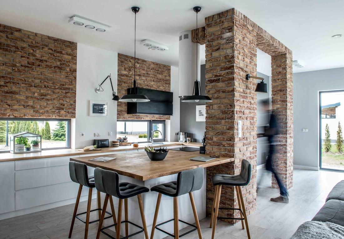 Inspirace - bydlení v industriálním stylu s nádechem severu - Obrázek č. 2