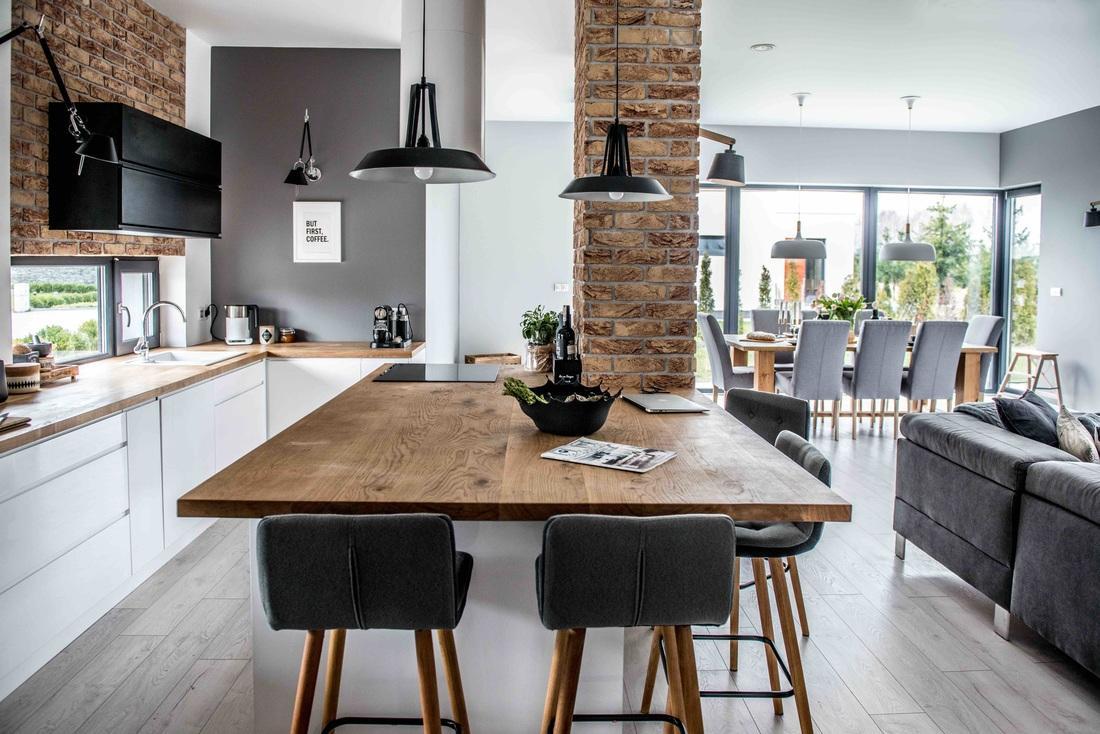 Inspirace - bydlení v industriálním stylu s nádechem severu - Obrázek č. 5